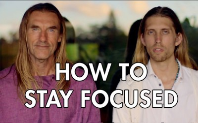 How To Stay Focused & Do What Matters Most