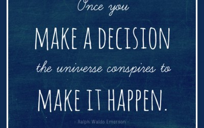 Stop Driving Yourself Crazy And Make A Big Decision Easily